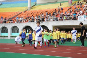 【PHOTO】HONDA's SOLTILO SOCCER SCHOOL in TAIWAN