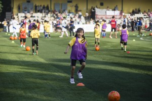 【PHOTO】HONDA's SOLTILO SOCCER SCHOOL in JAKARTA
