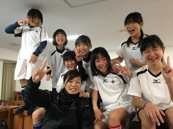 U-8 & U-10 関西地区スプリングキャンプ 2018 in 岡山