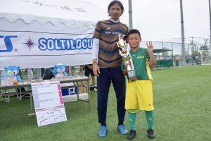 JRCS SOLTILO CUP 開催